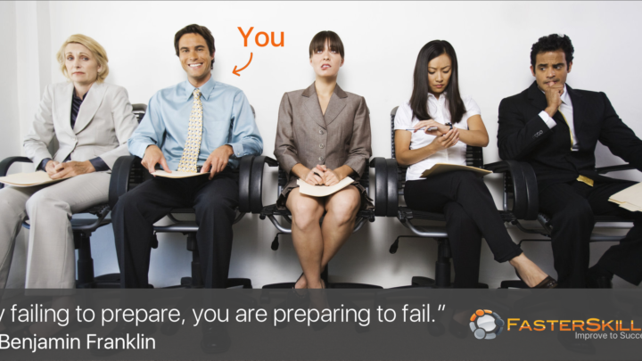FasterSkill - Prepare for your next job interview