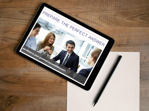 FasterSkills Job Interview Coaching Training Guide